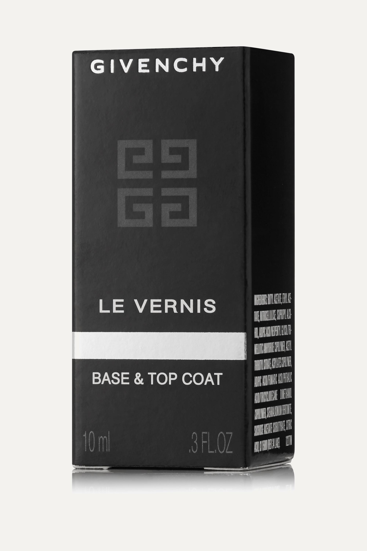 Givenchy Beauty Nail Polish - Base & Top Coat 01