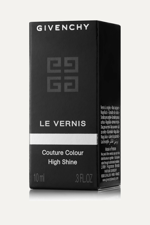 Givenchy Beauty Nail Polish - Noir Interdit 04