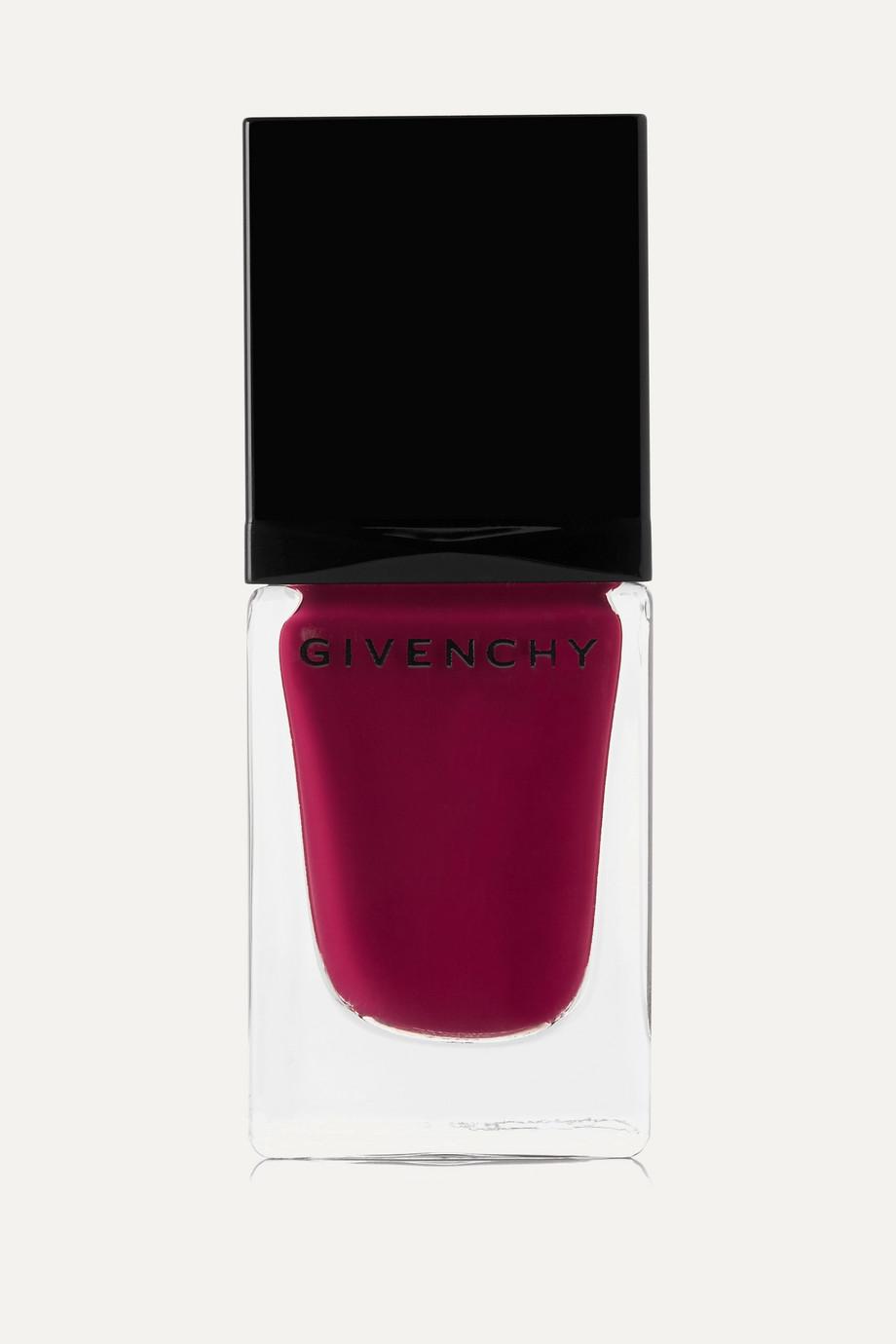 Givenchy Beauty Nail Polish - Framboise Velours 06