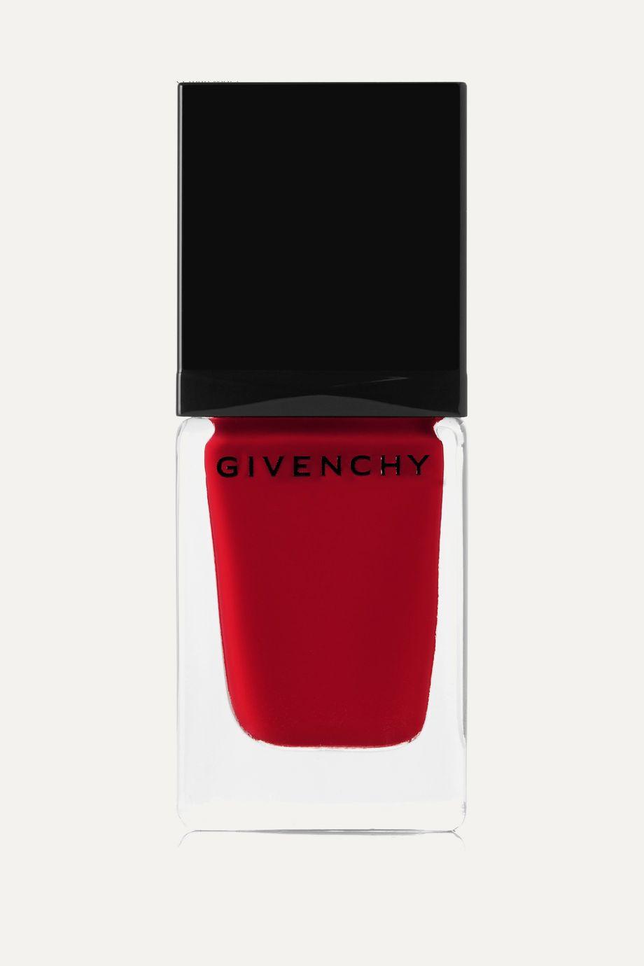 Givenchy Beauty Nail Polish - Carmin Escarpin 09