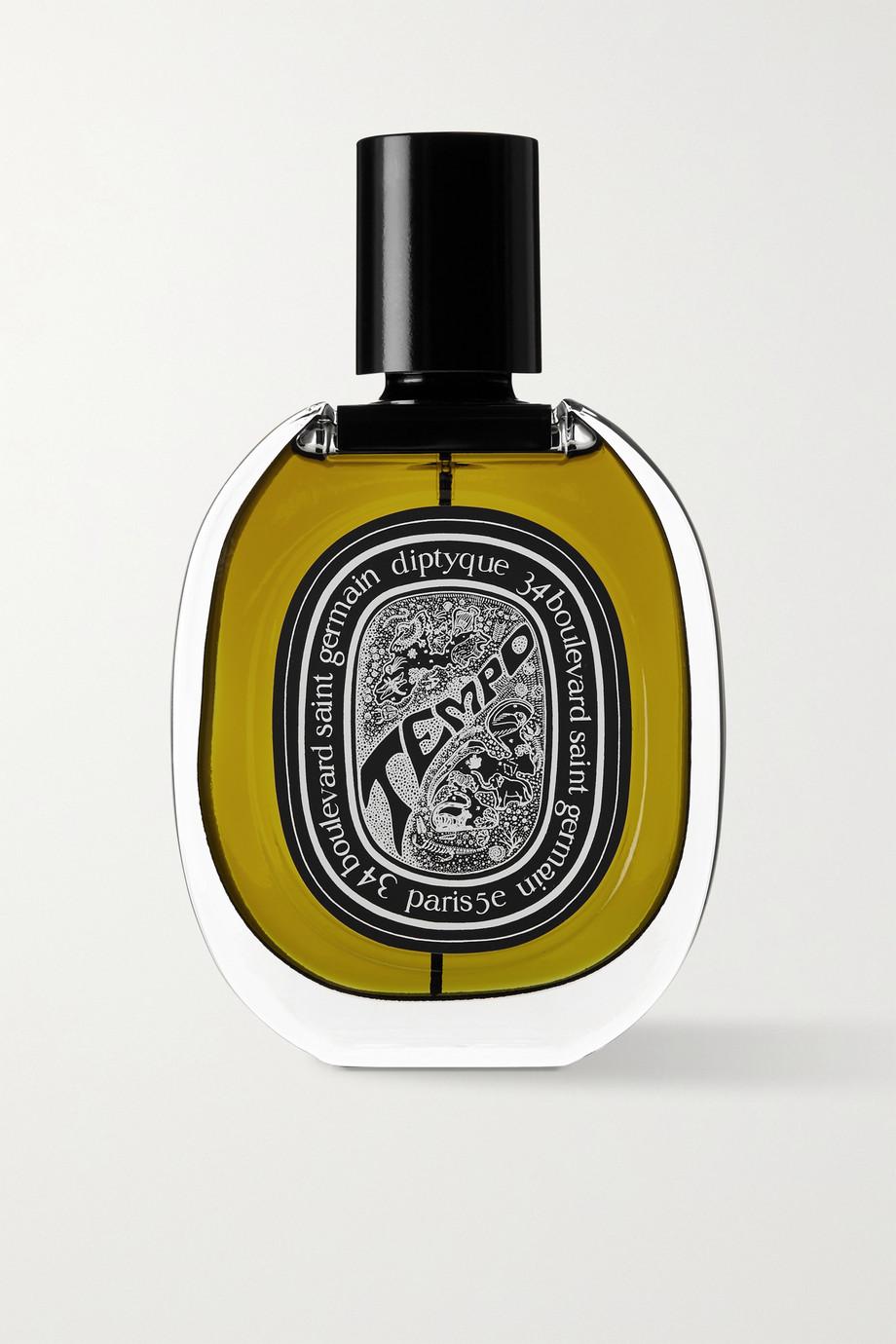 Diptyque Tempo Eau de Parfum - Patchouli, Maté, Clary Sage, 75ml