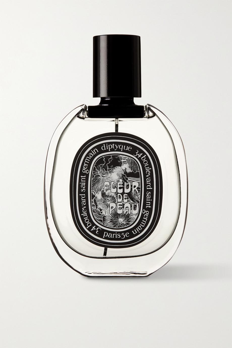 Diptyque Fleur de Peau Eau de Parfum - Musk, Iris, Ambrettolide, 75ml