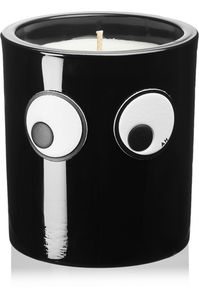 ANYA SMELLS Coffee Scented Candle, 175G in Colorless