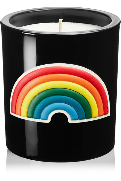 ANYA SMELLS Washing Powder Scented Candle, 175G in Colorless