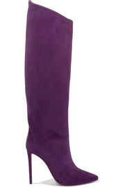 Alex suede knee boots