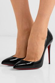 Pigalle Follies 100 patent-leather pumps