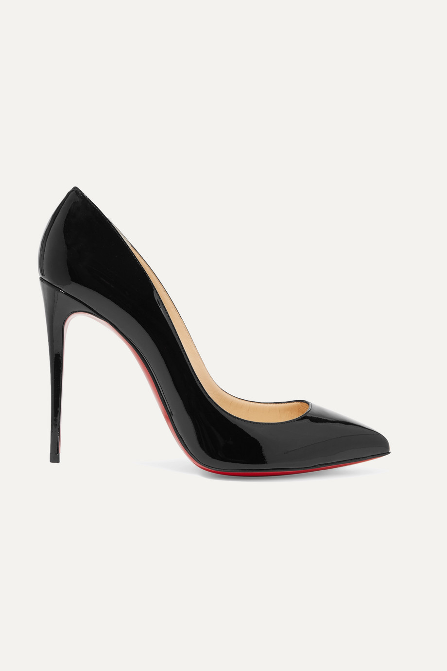 Christian Louboutin Pigalle Follies 100 漆皮高跟鞋