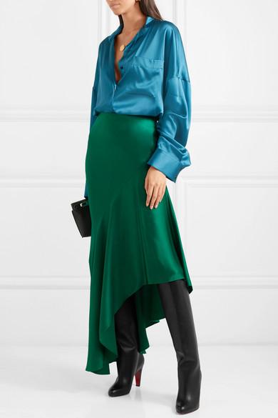 online retailer 1b5d0 e7ef1 Christian Louboutin | Marmara 85 leather knee boots | NET-A ...