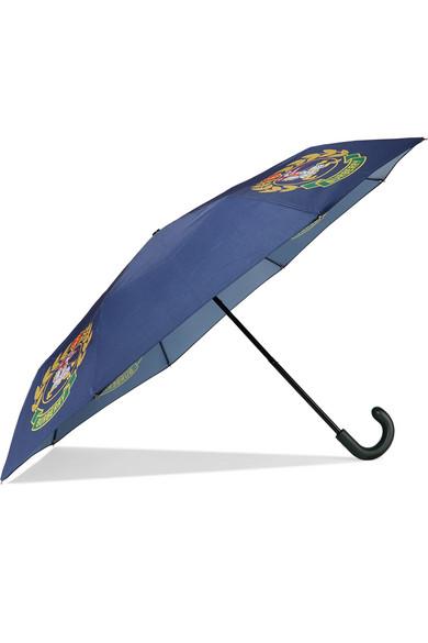 Printed shell umbrella