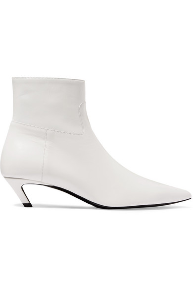 Balenciaga Boots | Talon Slash Ankle Boots Balenciaga aus Leder 6eb933