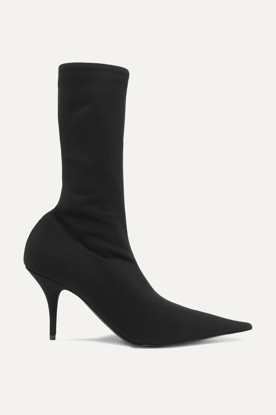 Exact Product: Kim Kardashian Black Pumps Street Style Autumn Winter 2020, Brand: Balenciaga, Available on: net-a-porter.com, Price: $1290