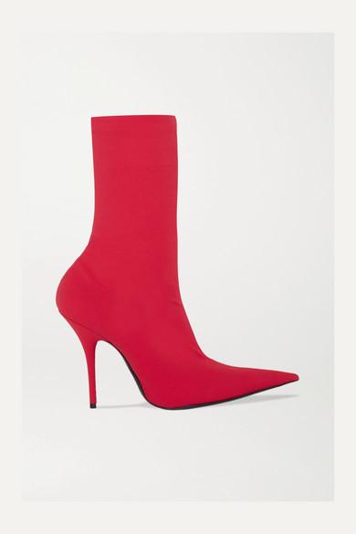 Balenciaga | Knife Sock Boots Spandex aus Spandex Boots 57d890