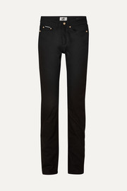 Eytys Cypress Raw high-rise skinny jeans