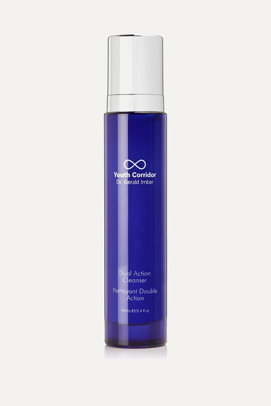 YOUTH CORRIDOR Dual Action Cleanser, 100Ml - Colorless