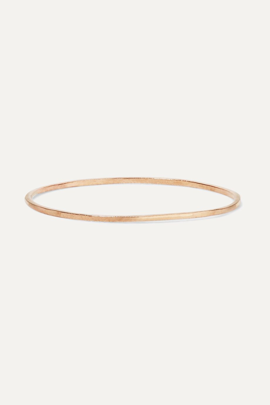 Catbird Threadbare 14-karat gold ring