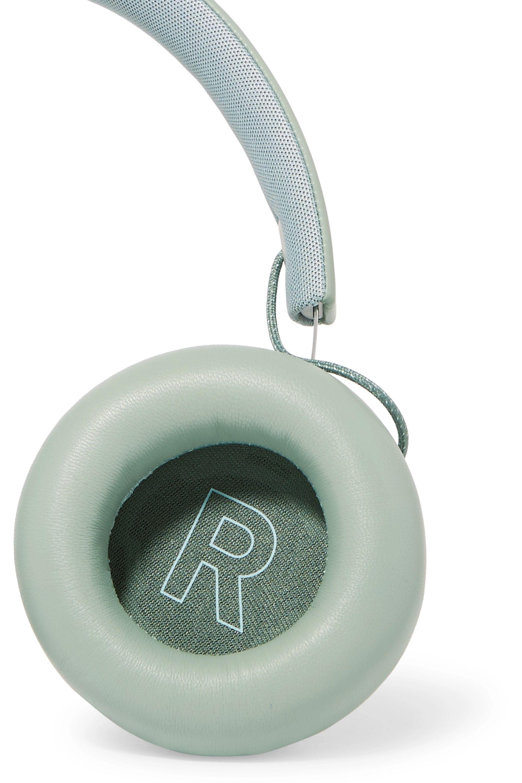 Bang & Olufsen H4 wireless leather and aluminium headphones