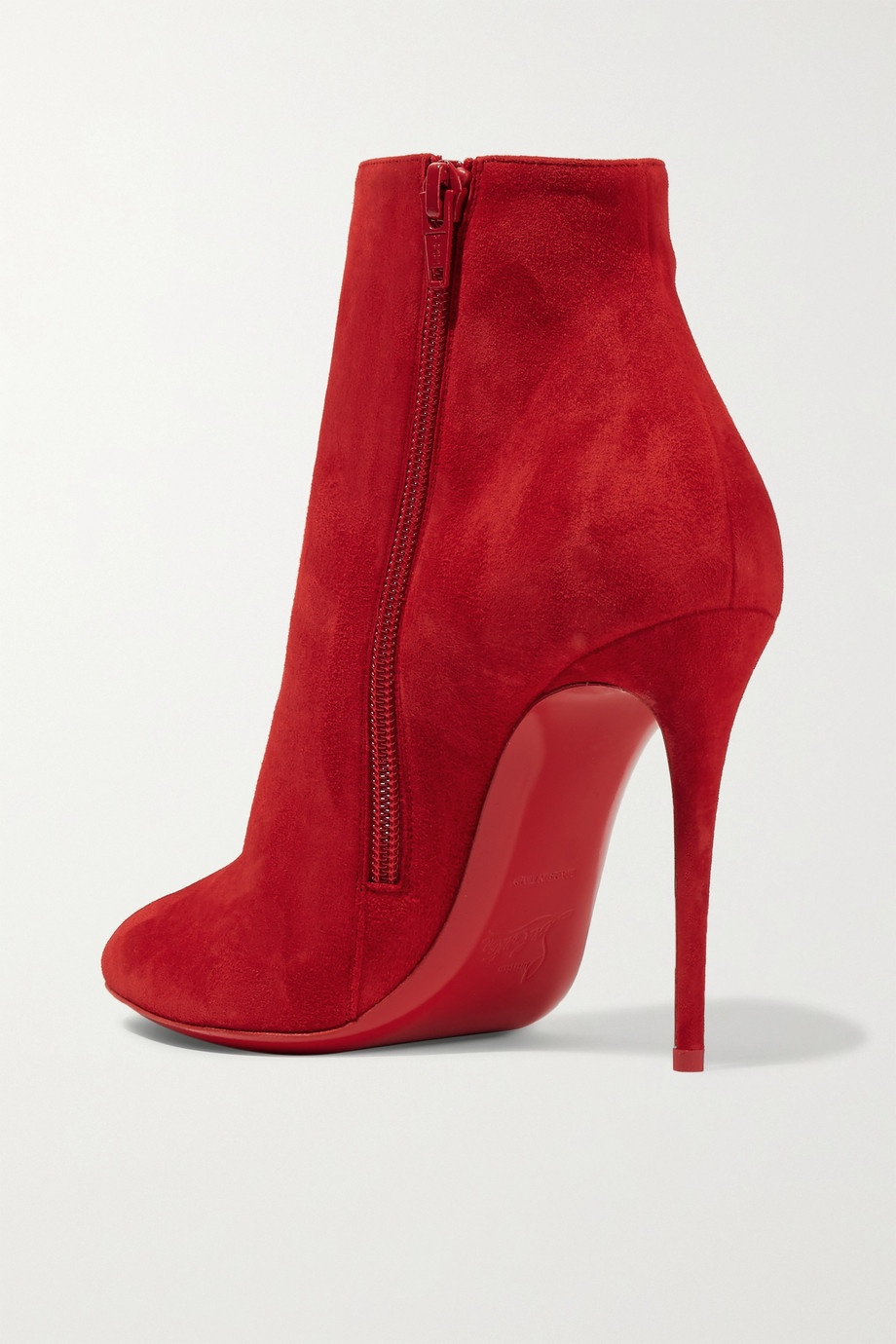 07362bc1b08e Christian Louboutin Eloise 100 suede ankle boots