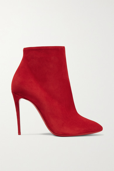factory price 4b0c6 b7ec8 Eloise 100 suede ankle boots
