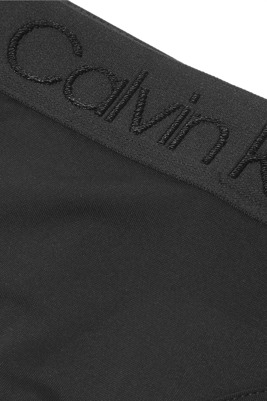 Calvin Klein Underwear Stretch-jersey thong