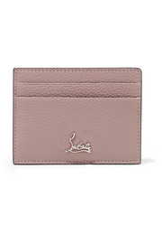 Christian Louboutin Textured-leather cardholder