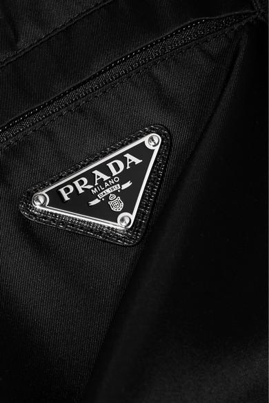 aa7f89cea Prada | Shell hooded coat | NET-A-PORTER.COM