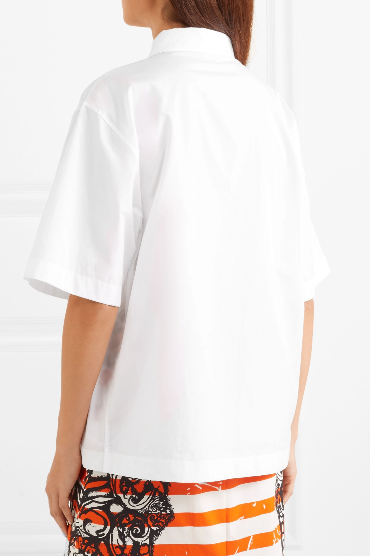 Prada Cotton-poplin shirt