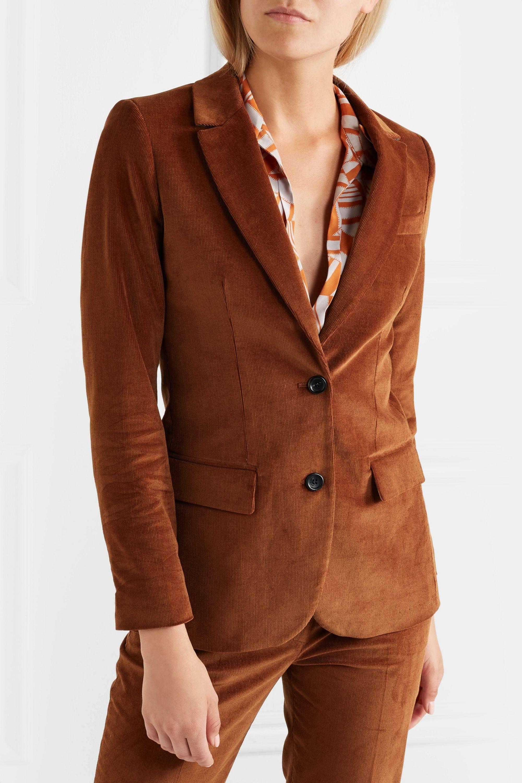 Paul & Joe Cecile cotton-corduroy blazer