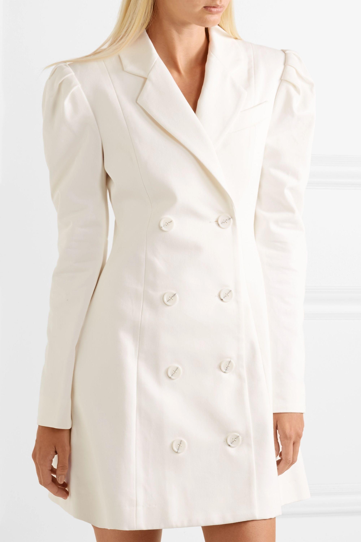Maggie Marilyn Leap of Faith cotton-twill mini dress