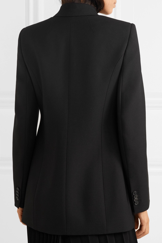 Balenciaga Hourglass wool-gabardine blazer