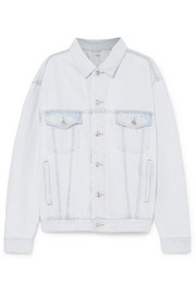 Balenciaga Like A Man oversized denim jacket