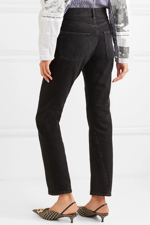 Balenciaga Twisted boyfriend jeans