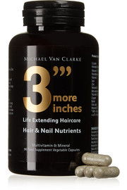 "3"" More Inches Hair and Nail Nutrients (90 capsules)"