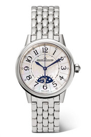 Rendez-Vous Night & Day 29mm stainless steel, diamond and mother-of-pearl watch