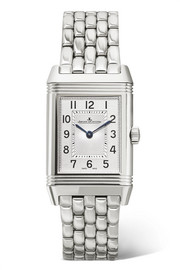 Reverso Classic small stainless steel watch