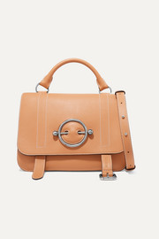 JW Anderson Disc leather shoulder bag