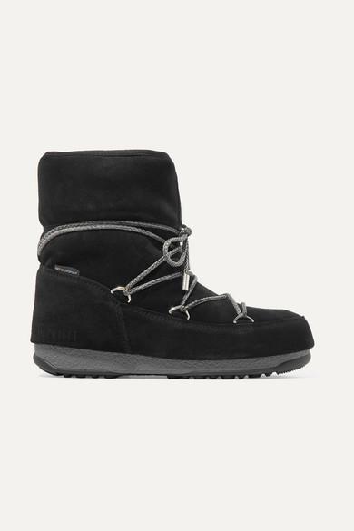 the best attitude 82d56 e892c Suede snow boots