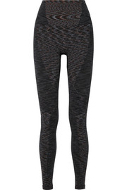 Resistance stretch leggings