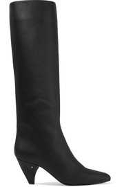 Laurence Dacade Salome leather knee boots
