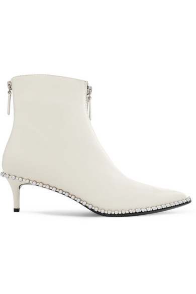 Alexander Wang Boots Eri studded leather ankle boots
