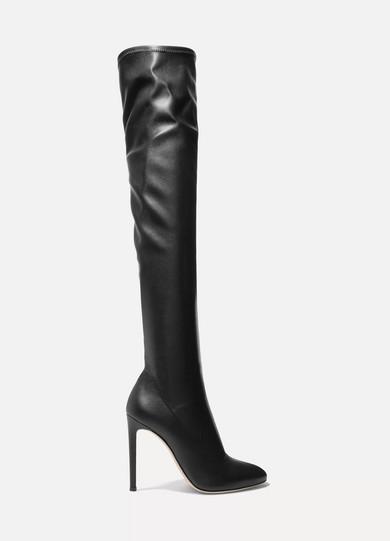 a2e2db0f6f Giuseppe Zanotti   Leather over-the-knee boots   NET-A-PORTER.COM