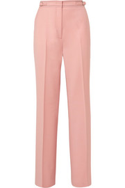 Gabriela Hearst Vester wool-blend wide-leg pants