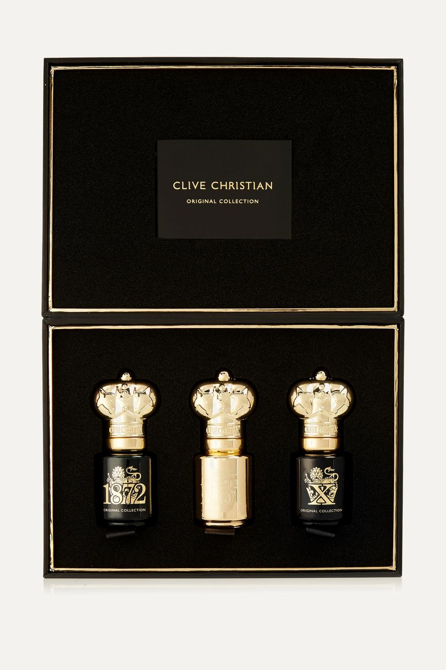 Clive Christian Original Collection Travellers Set - Masculine, 3 x 10ml