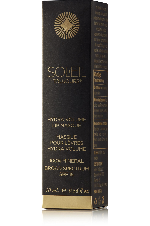 Soleil Toujours + NET SUSTAIN Hydra Volume Lip Masque SPF15 - Cinquante Cinq