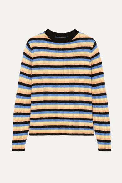 3c71bee58f4 Striped cashmere sweater