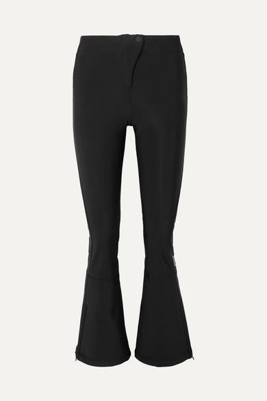 FUSALP Tipi Ii Flared Ski Pants in Black
