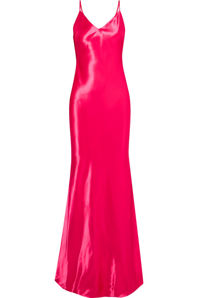 Jason Wu - Satin-crepe Gown - Pink
