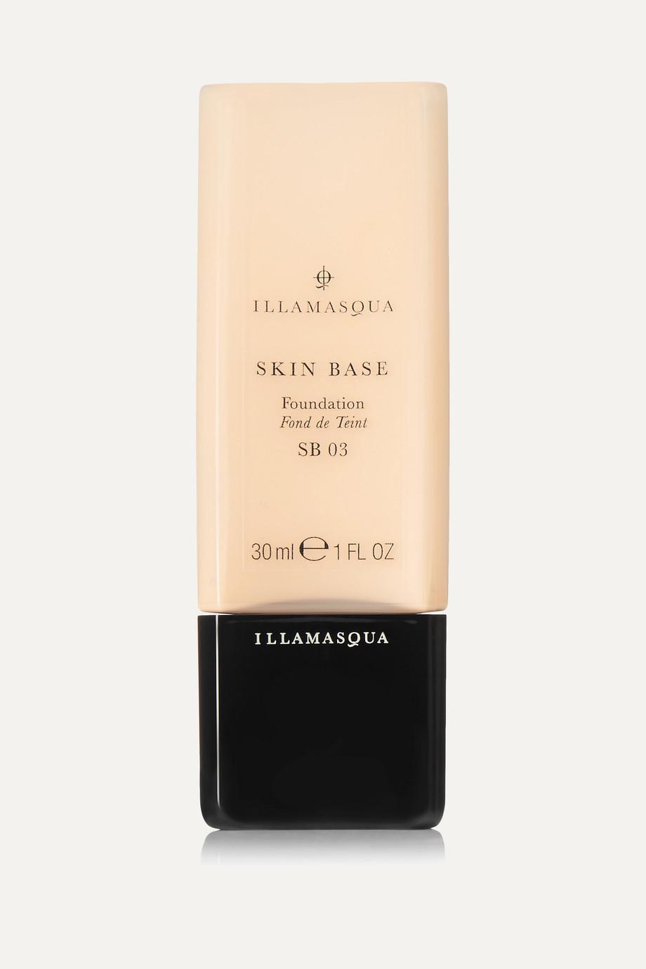 Illamasqua Skin Base Foundation - 3, 30ml