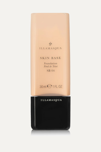 ILLAMASQUA Skin Base Foundation - 4, 30Ml in Neutral