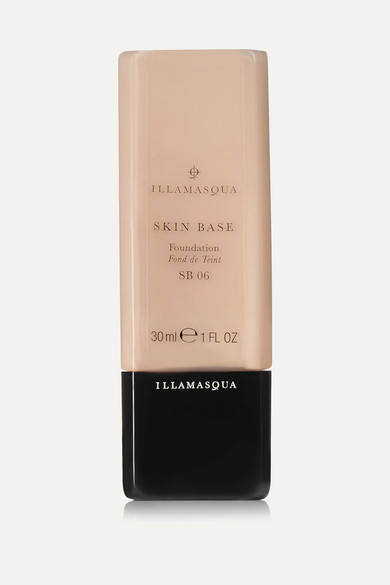ILLAMASQUA Skin Base Foundation - 6, 30Ml in Neutral