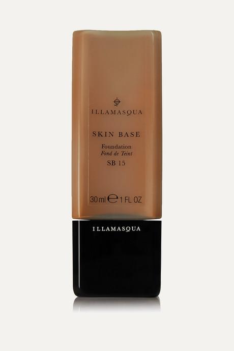 Neutral Skin Base Foundation - 15, 30ml | Illamasqua hMU0lj